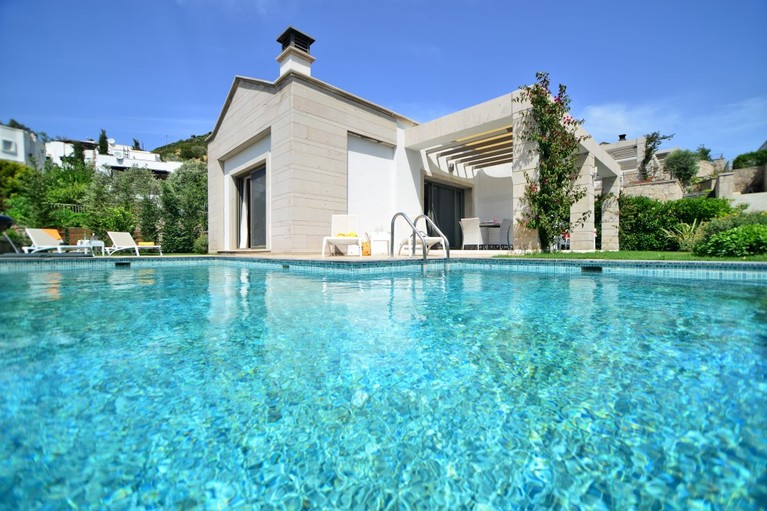 The Hideaway Yalikavak, Bodrum, Turkey.  Holiday Villa with private pool for rent