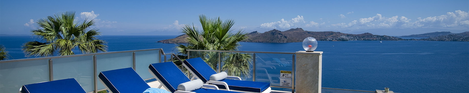 Aegean 220 Villa with Private Pool for Rent, Bodrum Turkey